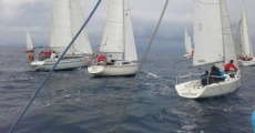 Sailing Race Triangular Route 2014
