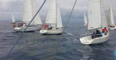 Sailing Race Triangular Route 2014